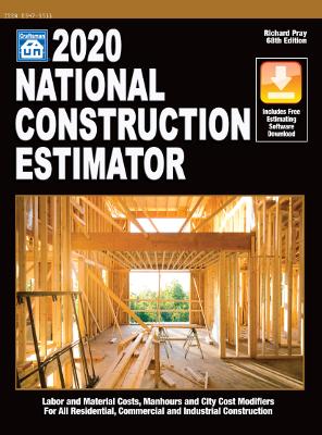 2020 National Construction Estimator