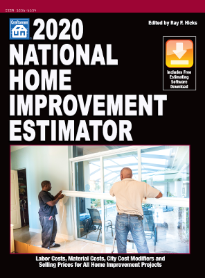 2020 National Home Improvement Estimator