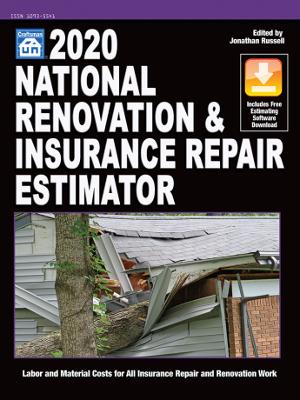 2020 National Renovation & Insurance Repair Estimator