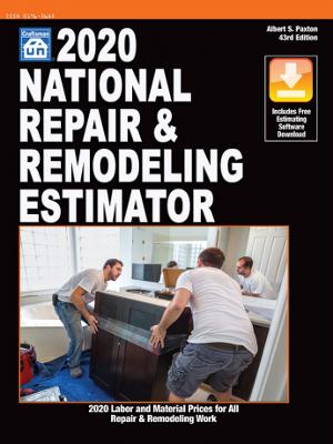 2020 National Repair & Remodeling Estimator