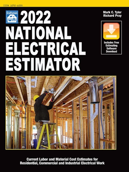 2022 National Electrical Estimator