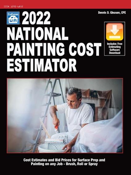 2022 National Painting Cost Estimator