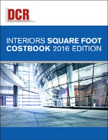 DCR Interiors Square Foot Costbook, 2016
