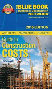 Construction Blue Book 16