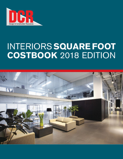 DCR Interiors Square Foot Costbook, 2017