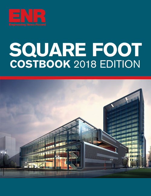 2018 ENR Square Foot Costbook