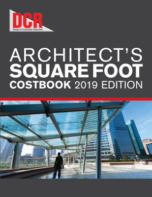 DCR Architect's Square Foot Costbook 2019