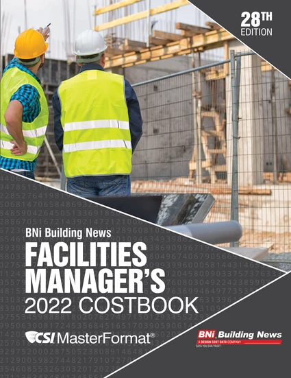 BNI Facilities Managers Costbook 2022