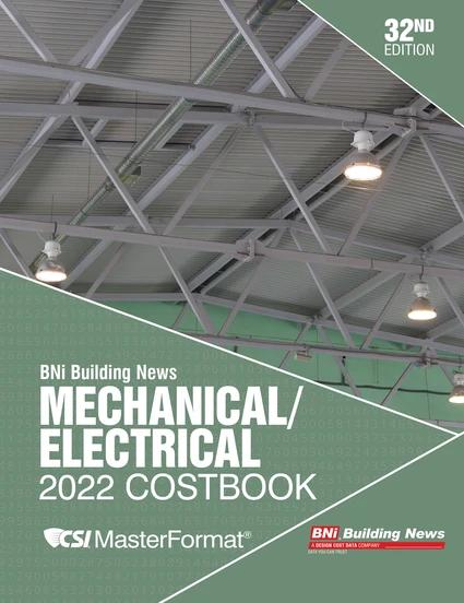 BNI Mechanical / Electrical Costbook 2022
