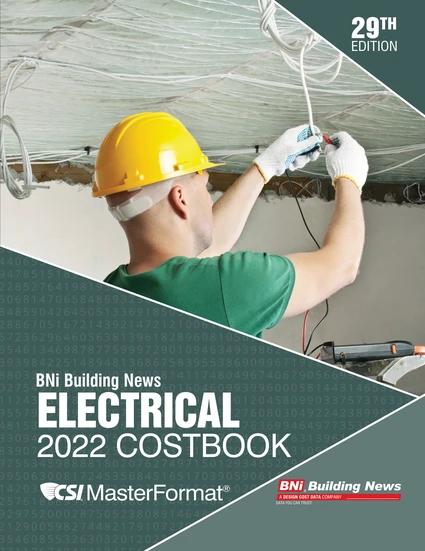 BNI Electrical Costbook 2022