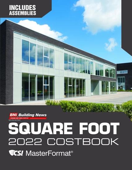 BNI Square Foot Costbook 2022