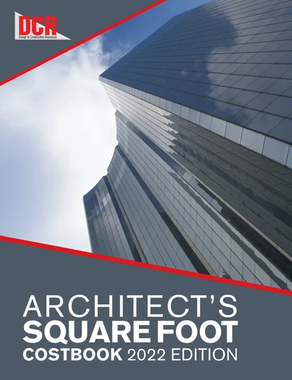 Architect's Square Foot Costbook, 2022 Edition