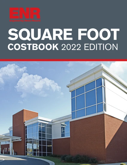 ENR Square Foot Costbook 2022