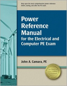 Power Reference Manual for the Electrical and Computer PE Exam
