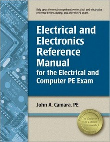 Electrical Engineering Reference Manual for the Electrical and Computer PE Exam