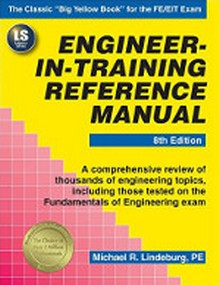 Engineer-In-Training Reference Manual, 8th Edition