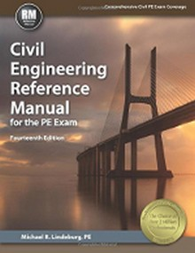 Civil Engineering Reference Manual for the PE Exam, 14th Edition