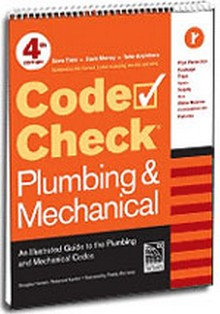 Code Check - Plumbing & Mechanical, 4th Edition
