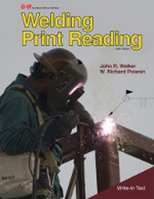 Welding Print Reading, 6th Edition