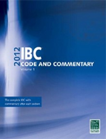 International Building Code (IBC) and Commentary 2012, Volume 2