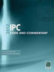 International Plumbing Code (IPC) and Commentary 2012