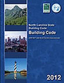 North Carolina Building Code, 2012 Edition