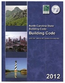 North Carolina Residential Code, 2012 Edition