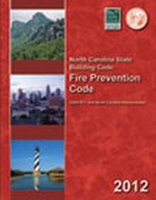 North Carolina Fire Protection Code, 2012
