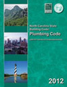 North Carolina Plumbing Code 2012