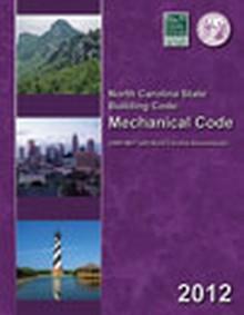 North Carolina Mechanical Code 2012