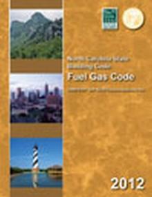 North Carolina Fuel Gas Code 2012