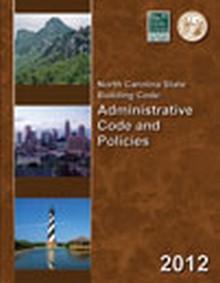 2012 North Carolina Administrative Code