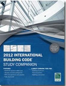 2012 International Building Code Study Companion