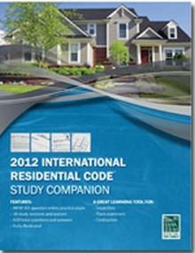 International Residential Study Companion 2012