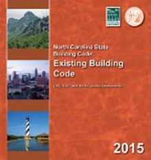 2015 North Carolina Existing Building Code