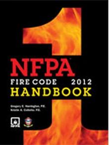 NFPA 1 Fire Code 2012 Handbook