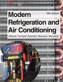 Modern Refrigeration & Air Conditioning Workbook, 19th Edition