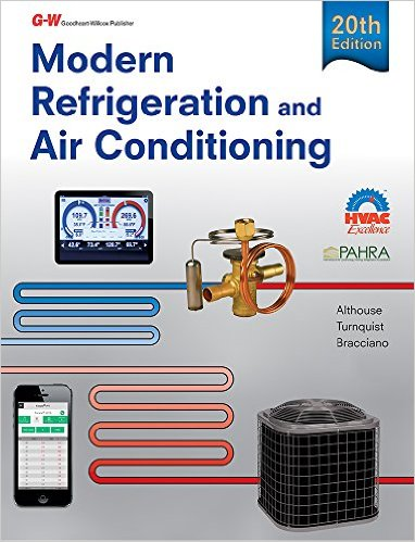 Modern Refrigeration & Air Conditioning Workbook, 20th Edition