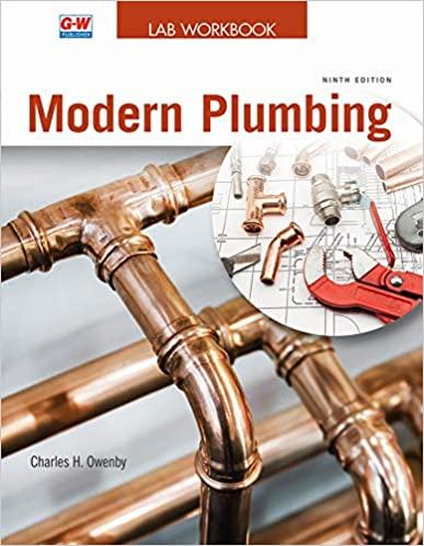 Modern Plumbing 9th Ed - Lab Workbook