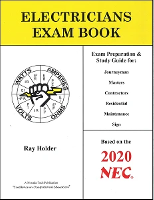 Electricians Exam Book Based on 2020 NEC