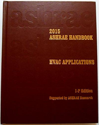 ASHRAE Handbook of HVAC Applications SI 2015 Edition