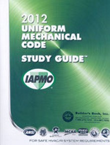 2012 Uniform Mechanical Code Study Guide