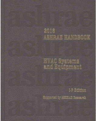 2016 ASHRAE Handbook- HVAC Systems and Equipment SI Edition