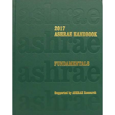 ASHRAE Handbook of Fundamentals SI 2017 Edition