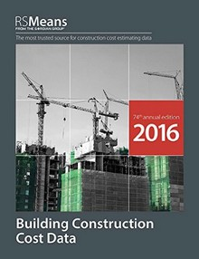 2016 RSMeans Building Construction Cost Data
