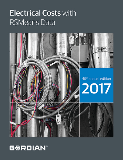 2017 RSMeans Electrical Cost Data