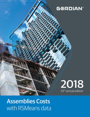 2018 RSMeans Assemblies Cost Data