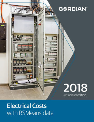 2018 RSMeans Electrical Cost Data