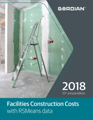 2018 RSMeans Facilities Construction Cost Data