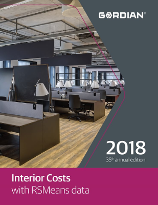 2018 RSMeans Interior Cost Data